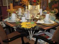 I HAVE 7 new and used dinning sets.  All are in