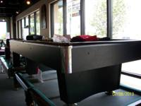 I have an 7' Addison pool table by C.L. Bailey. The
