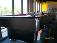 I have an 7' Addison swimming pool table by C.L.