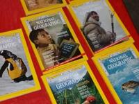 7 national geographic magazines... Serious best offers