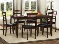 7 COMPUTER EATING COLLECTION *** MODERN DINING SET ****