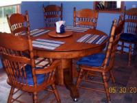 Very Nice. Table is approximately 150-years old. The