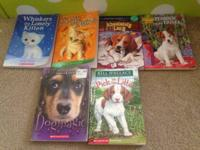 7 book set includes: Alfie All Alone  Whiskers the