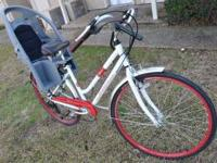 I sell my nearly new bike. It is brand of L Admiral. I
