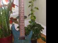 Selling my Ibanez 7420 7-string guitar for a great
