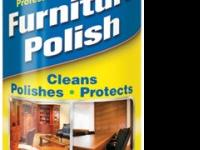 ZYNSONIC FURNITURE POLISH Deep Shine No Wax Build up
