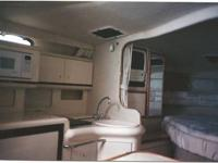 * 1997 SEARAY 330DA 33' SUNDANCER * INCLUDES CUSTOM