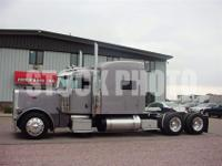 2005 Peterbilt 379 EXHD. Caterpillar engine, C-15, 550