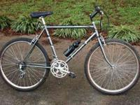 Roadmaster RAM twelve speed all terrain bike with 21""