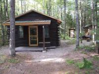 I have for rent a secluded rustic cabin. It is one