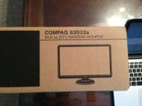 I have three Compaq LCD monitors for sale. they are