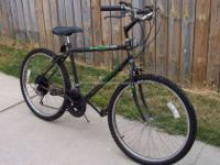 26? Men?s Huffy ?Strobe? 15-Speed ATB Bicycle, Used,