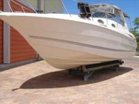 2006 Monterey 302 Kept new in Enclosed storage since