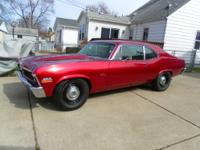 70' Nova Texas car with rebuilt 454 with all new parts