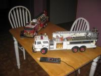 I have 2 1988 new bright firetrucks one is #55 rescue