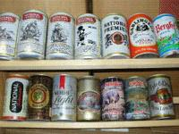 I'm thinning out my beer can collection and have a few