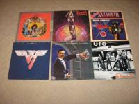 Six albums in good to very good condition. Includes: