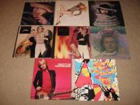 Eight albums in good to like new condition. Includes: