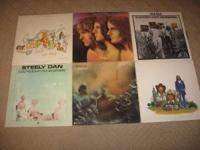 Six albums in good to like new condition. Includes: