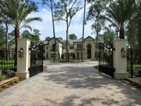 Stunning George Weaver custom-made home positioned on
