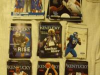 I am offering for sale 70 University of Kentucky