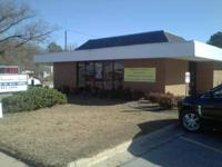 1300 Sq. feet, Located in downtown Four Oaks on Hwy 301