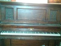 This is a very nice Lester Upright Piano made in 1911.