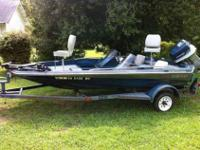 I have a 1988 Glasstream bass boat for sale. I got it