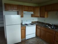 1 bedroom/1 bath unfurnished apartment for rent.