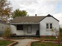 2 Bedroom 1 bath ranch with extra lot. 804 square feet