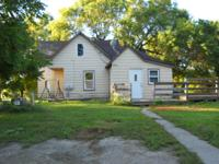 I have a real nice 3 bedroom 1 bath farmhouse on a