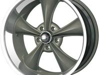 Set of four Brand New 20x8.5 Chrome wheels by Ridler.