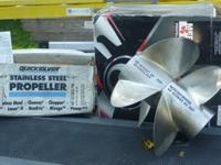 Boat propellers for saleMercury Marine Bravo lll