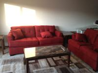 I bought this living room set brand new in April from