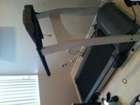 I am selling a Trimline 7150 Treadmill. I purchased it