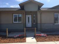 Here is a chance to live in a brand new home! 3 bedroom