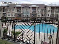 POOL VIEW WALK IN CLOSEST! Brand new apartment first