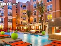 Pool view apartment located less than a mile from the