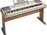 YPG-625 is Yamaha's most piano like ever, with weighted