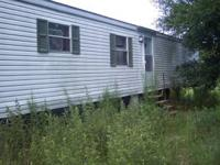 1996 liberty mobile home 80x16 3bedrooms 2 bath must be