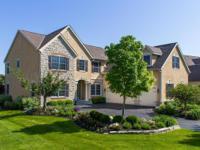 Spectacular Tartan Fields home w/picturesque views of