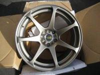 Hey guys, I am selling a set of 18x9.5 bronze Mb