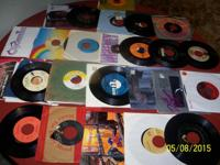 700 VARIOUS ARTISTS 45 RPM RECORDS. FAR TOO MANY TO