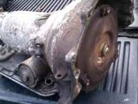 700R4 transmission out of a 92 Chev 1500 4x4. NO