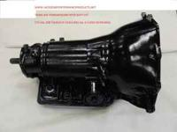 700R4 4X4 TRANSMISSION AND CONVERTER PROFESSIONALLY