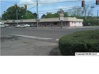 10,000 SQ FT. COMMERCIAL BUILDING AT BUSY INTERSECTION