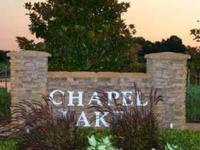 Chapel Lakes—100 Chapel Lakes Dr.,