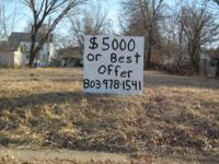 Spacious lot for sale. Build-able residential.