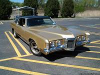 1970 Pontiac Grand Prix Model J. 400ci TH400 smooth
