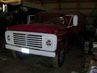 '71 Ford F-600 Grain Truck- 42000 actual miles- 14 1/2